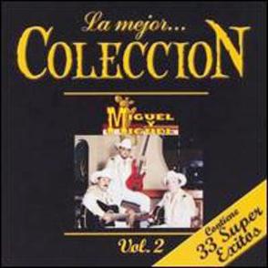 Album La Mejor Colección, Vol. 2: Contiene 33 Súper Éxitos
