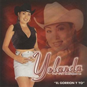 Album La Potranquita de Yolanda Pérez