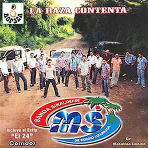 La Raza Contenta (2007)