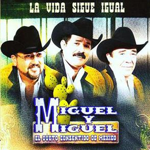 Album La Vida Sigue Igual