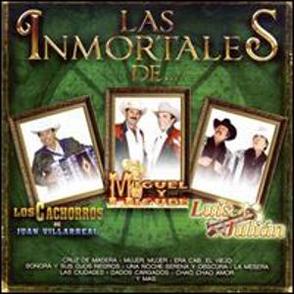 Las Album Inmortales De… Miguel Y Miguel, Los Cachorros De Juan Villarreal & Luis Y Julián