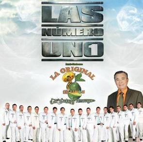 Album Las Número Uno