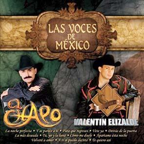 Las Voces De México (2009)