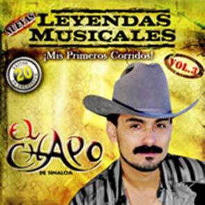 Leyendas Musicales, Vol. 3 (2008)