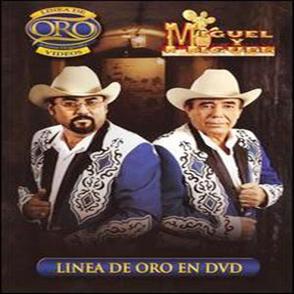Album Línea De Oro En DVD