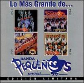 Lo Mas Grande de Banda Pequeños Musical