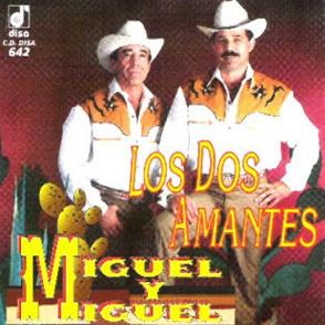 Album Los Dos Amantes