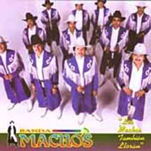 Los Machos También Lloran (1993)