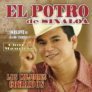 Album Los Mejores Corridos Del Potro De Sinaloa