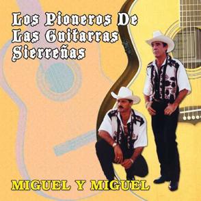 Album Los Pioneros De Las Guitarras Sierreñas