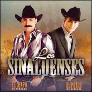 Los Sinaloenses (El Chapo De Sinaloa Con El Potro De Sinaloa) (2008)