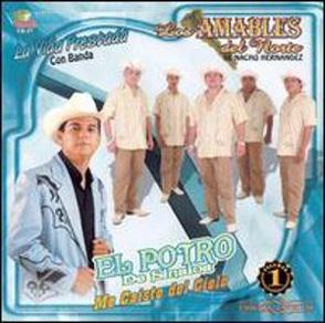 Album Me Caiste Del Cielo Del Potro De Sinaloa Con Los Amables Del Norte