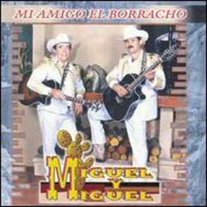 Album Mi Amigo El Borracho