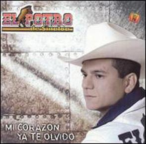 Album Mi Corazón Ya Te Olvidó Del Portro De Sinaloa