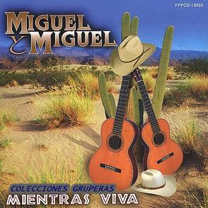 Album Mientras Viva, Colección Grupera