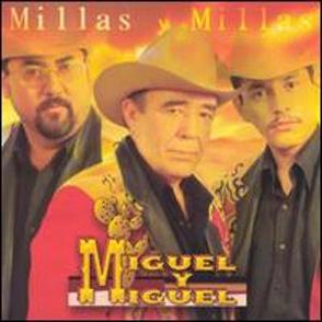 Album Millas Y Millas