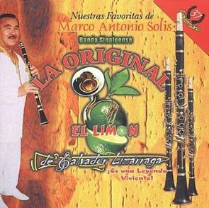 Album Nuestras Favoritas De Marco Antonio Solís