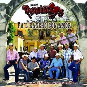 Album Pa`l Rancho Con Amor de Banda Pequeños Musical