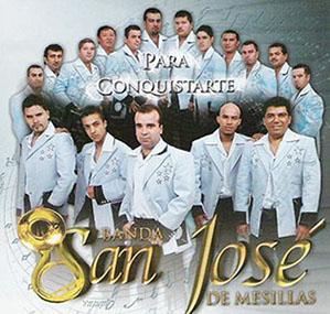Album Para Conquistarte de Banda San Jose de Mesillas
