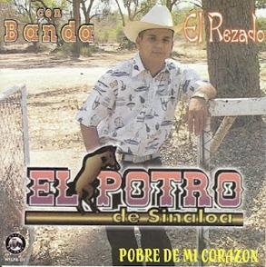 Album Pobre De Mi Corazón