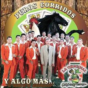 Album Puros Corridos Y Algo Más