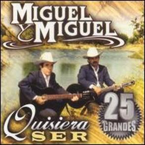 Album Quisiera Ser: 25 Grandes