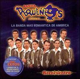 Album Reencuentro de Banda Pequeños Musical
