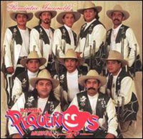 Album Romantico Incurable de Banda Pequeños Musical