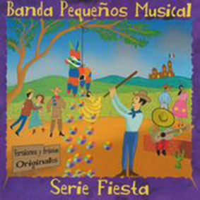 Album Serie Fiesta de Banda Pequeños Musical