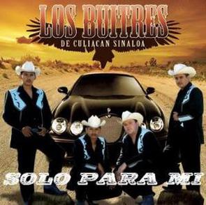 Album Sólo Para Mí (Fidel Rueda Con Los Buitres)