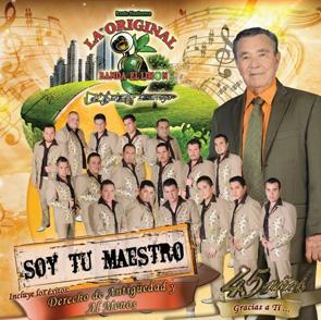 Album Soy Tu Maestro, 45 Aniversario