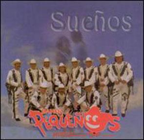 Album Sueños de Banda Pequeños Musical