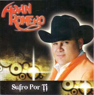 Suro Por Ti de Adan Romero