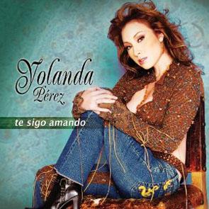 Album Te Sigo Amando de Yolanda Pérez