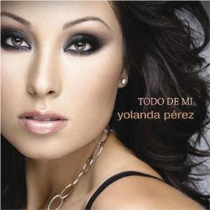 Album Todo de Mi de Yolanda Pérez
