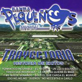 Album Trayectoria de Banda Pequeños Musical