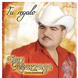 Album Tu Regalo de Chuy Lizarraga