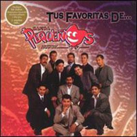 Album Tus Favoritas de Banda Pequeños Musical