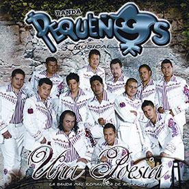 Album Una Poesia de Banda Pequeños Musical