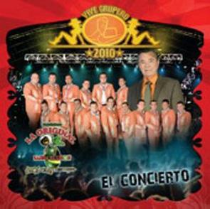 Album Vive Grupero, El Concierto En Vivo